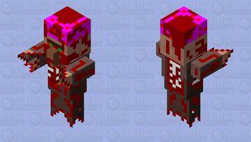 Zombie Villager Update Minecraft Mob Skin