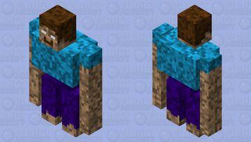 Mutant herobrine Minecraft Mob Skin