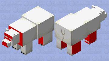 bloody mate Minecraft Mob Skin