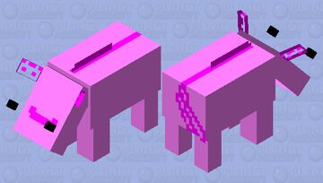 Dude whats wrong with this little guy? Minecraft Mob Skin