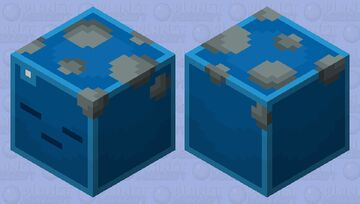 Rock Slime [Slime Rancher] Minecraft Mob Skin