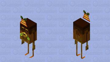 Business Scrub - Legend of Zelda Majora's Mask Minecraft Mob Skin