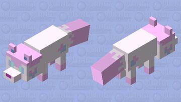 Nymphali Minecraft Mob Skin