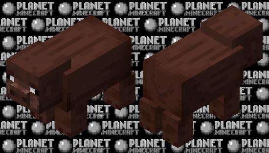 Boar Minecraft Skin