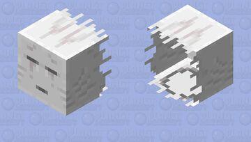 Ghast Rework Minecraft Mob Skin