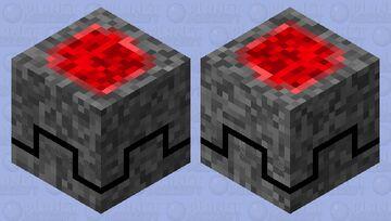 cyborg shulker box Minecraft Mob Skin