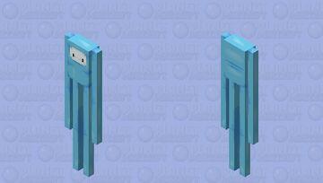 Tall Guy Minecraft Mob Skin
