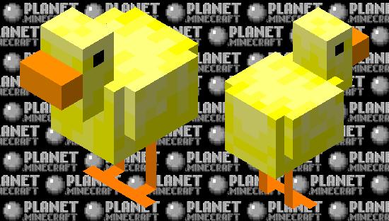 Cute Ducky{Updated} Minecraft Skin