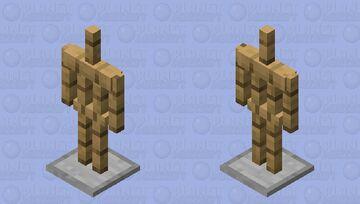 (Burlar a tus amigos) Minecraft Mob Skin