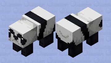 Totally a Panda Minecraft Mob Skin