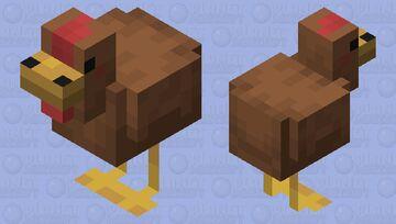 Jellatin - Chicken Minecraft Mob Skin