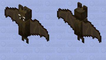 bat (cave only world) Minecraft Mob Skin