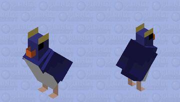 rockhopper penguin Minecraft Mob Skin