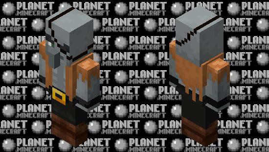 Pillagers pirate Minecraft Skin