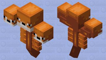 Fither Minecraft Mob Skin