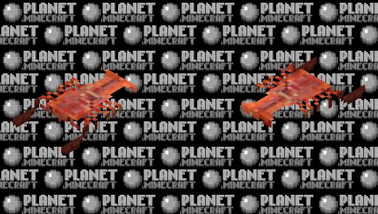 Lobster Minecraft Skin