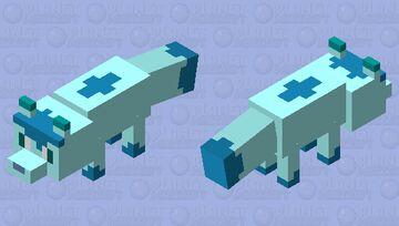 Givrali Minecraft Mob Skin