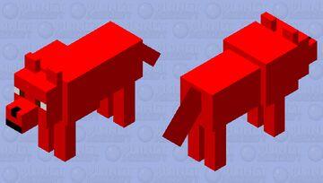 Chasegamer71 Dog Minecraft Mob Skin