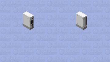 Nintendo Wii Minecraft Mob Skin