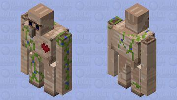 Hart Golem Minecraft Mob Skin