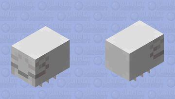 Lil' ghast Minecraft Mob Skin