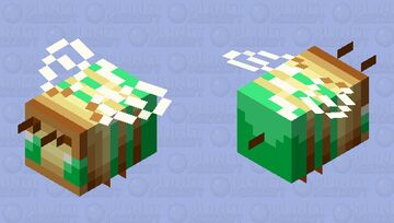 beetom of undying (totem of undying colour palette contest entry) Minecraft Mob Skin