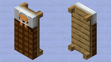 Tiny companion #3 Minecraft Mob Skin