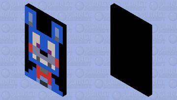 bon bon cape :3 Minecraft Mob Skin