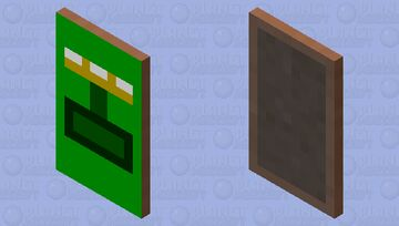 Definately a real minecon cape and everything Minecraft Mob Skin