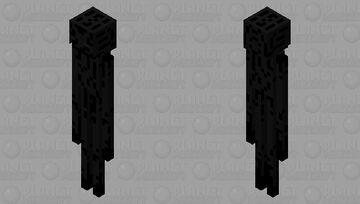 no face ender boi Minecraft Mob Skin