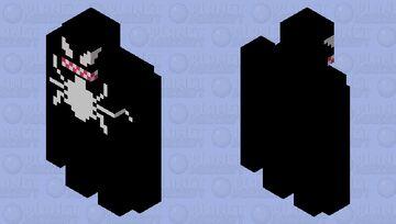 Venom Minecraft Mob Skin