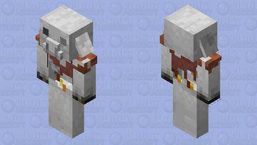Pig Skeleton Minecraft Mob Skin