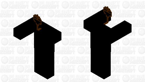 Trevor Henderson Peeping Tom Minecraft Skin