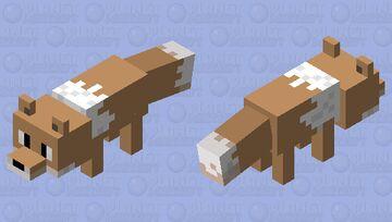 Evoli Minecraft Mob Skin