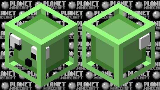 Silly Slime Minecraft Skin