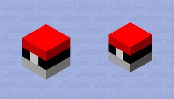 PokeBall Minecraft Mob Skin