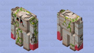HAAHAHAH WHO CARES IF I DON'T HAVE A HEAD I CAN STILL SEE Minecraft Mob Skin