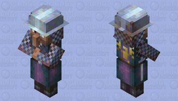 Sir Gwain without fear or blame Minecraft Mob Skin
