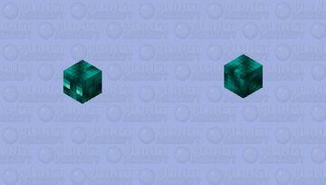 Devil cube (Baby) Minecraft Mob Skin