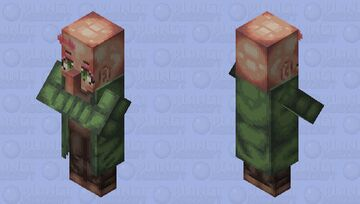 villager chan Minecraft Mob Skin