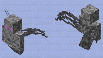 cobble stone soul (fixed) Minecraft Mob Skin