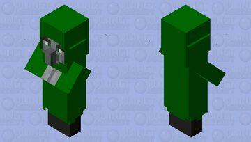 Zombie Hunter Minecraft Mob Skin