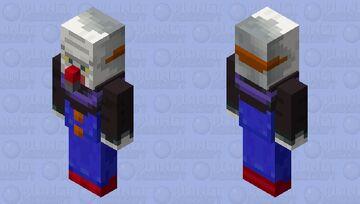 Clownager Minecraft Mob Skin