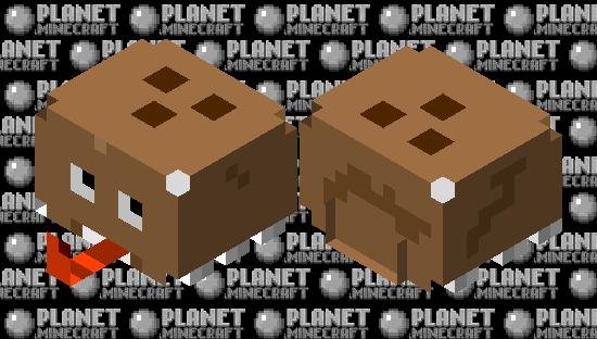Lesser Cocomite (Bugsnax) Minecraft Skin