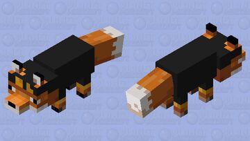 Hey look it's fundy Minecraft Mob Skin