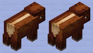 Horse Minecraft Mob Skin
