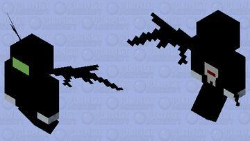 mad vex Minecraft Mob Skin