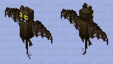 Keese (The Legend Of Zelda: Twilight Princess) Minecraft Mob Skin