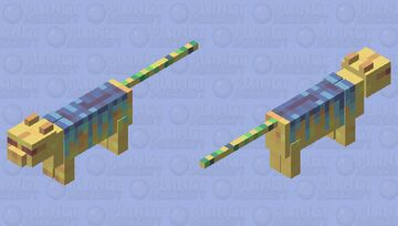 beachCat(biomeSwapCE) Minecraft Mob Skin