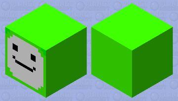 Dream Box Minecraft Mob Skin